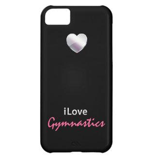 Cute Gymnastics iPhone 5C Case