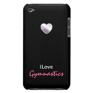 Cute Gymnastics Barely There iPod Case