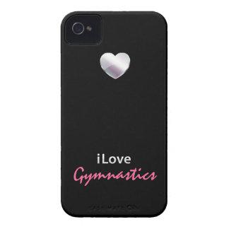 Cute Gymnastics Case-Mate iPhone 4 Cases