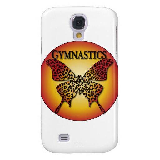 Cute Gymnastics Styles Samsung Galaxy S4 Cases