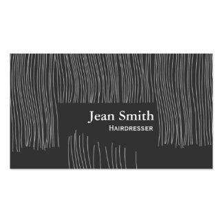 Cute Haircut Hairdresser/Hairstylist Business Card