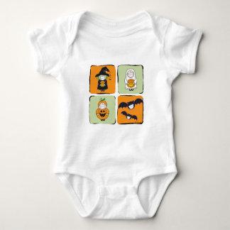 Cute Halloween Baby Bodysuit