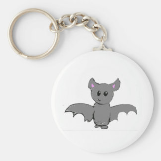 Cute Halloween Bat Keychain