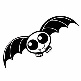 Cute Halloween Cartoon Bat Cut Outs