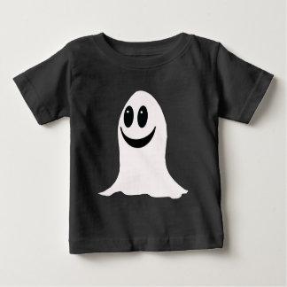 Cute Halloween Cartoon Ghost Baby T-Shirt
