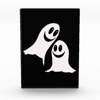 Cute Halloween Cartoon Ghosts Award