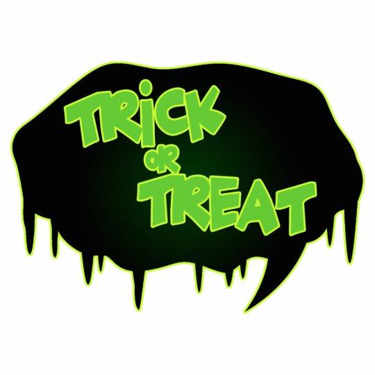 Cute Halloween Cutout Magnet 2x3