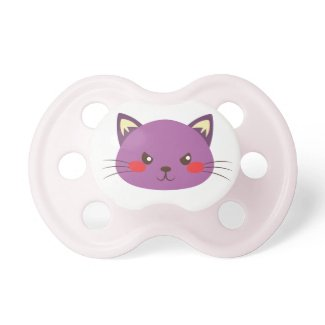 Cute Halloween Elements Baby Pacifiers