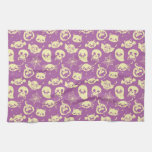 Cute Halloween Elements Towels