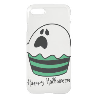 Cute Halloween ghost cupcake iPhone 8/7 Case