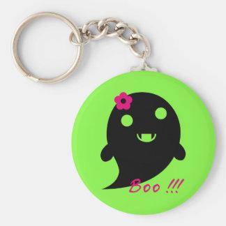 Cute Halloween Ghost Keychain