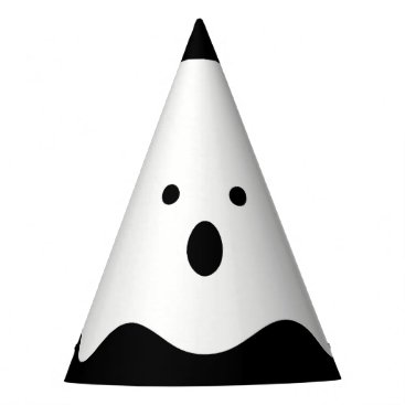 Halloween Themed Cute Halloween Ghost Kids Party Hat