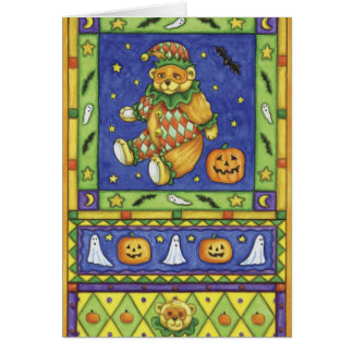 Cute Halloween Greeting Cards