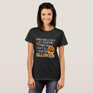 Cute Halloween Is My Favorite Holiday Tee Shirt