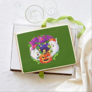 Cute Halloween Jumbo Shortbread Cookie