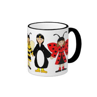 Cute Halloween Kids -- Dress Up Fun Coffee Mug