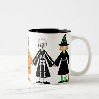 Cute Halloween Kids Mugs