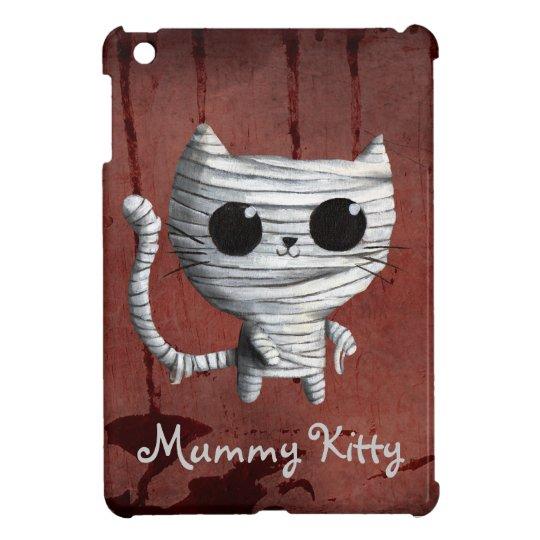 Cute Halloween Mummy Cat iPad Mini Case