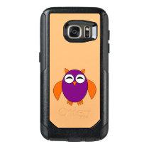 Cute Halloween Owl Phone Case