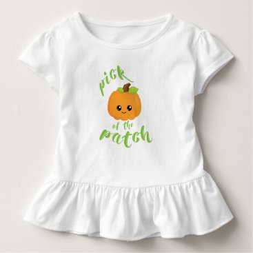 Halloween Themed Cute Halloween | Pick Of The Patch Toddler T-shirt
