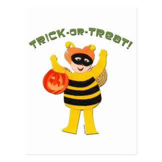 Cute Halloween Postcards