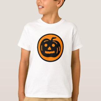 Cute Halloween pumpkin for kids customizable T-Shirt