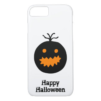 Cute Halloween Pumpkin iPhone 8/7 Case