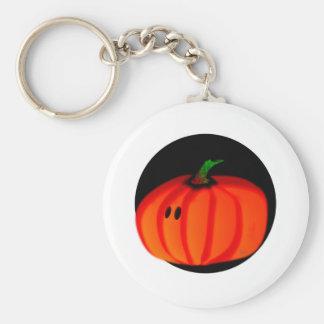 Cute Halloween Pumpkin Key Chains