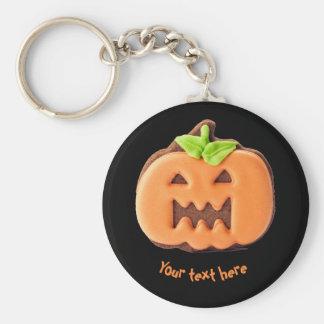 Cute Halloween Pumpkin Keychain