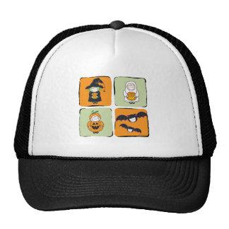 Cute Halloween Trucker Hat