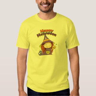 Cute Halloween Witch T Shirt