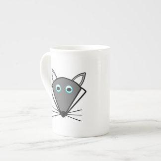 Cute Halloween Wolf Mug