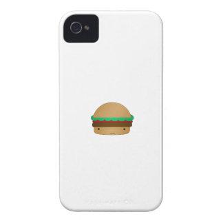 Cute hamburger iPhone 4 Case-Mate cases