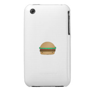 Cute hamburger iPhone 3 case