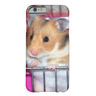 Cute hamster phone case
