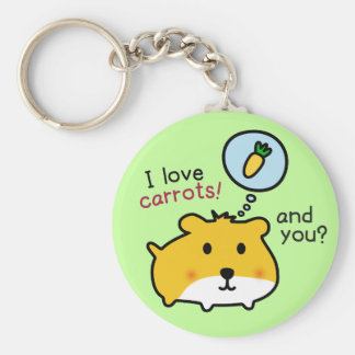 cute hamster timmy key chains