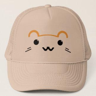 Cute Hamster Trucker Hat