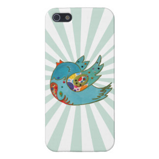 Cute happy bird cases for iPhone 5