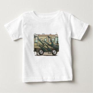 Cute Happy Camper Big RV Coach Motorhome Tshirts