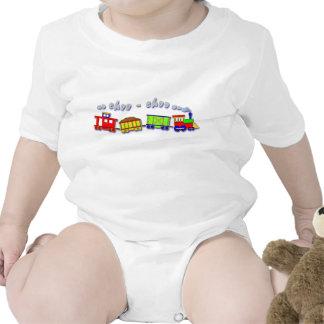 Cute Happy Choo Choo Train Tshirts