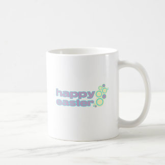 "Cute, Happy Easter bubbles"" Mugs"