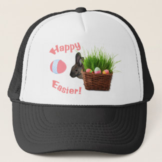 Cute Happy Easter Trucker Hat
