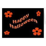 Cute Happy Halloween Cards