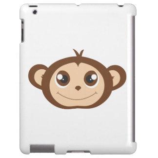 Cute Happy Monkey Cartoon