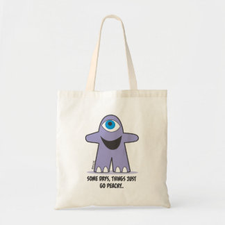 Cute Happy Monster Bag