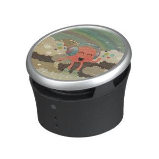 Cute Happy Music Monster Bluetooth Speaker