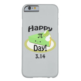 Cute Happy Pi Day Barely There iPhone 6 Case