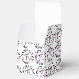 Cute Happy Pi Day - Funny Pi Party Favor Box