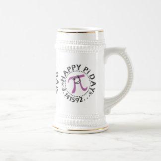 Cute Happy Pi Day Mug