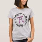 Cute Happy Pi Day © Purple Pi Symbol T-Shirt